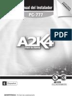 manual instalador A2K4