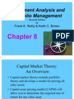 Chapter 8 - Introduction to Asset Pricing Models