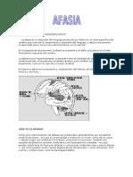 PATOLOGIA MEDICA O FONOAUDIOLOGICA