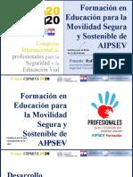 Presentación InterCIPSEVI Paraguay