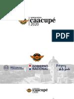 Presentacion caacupe