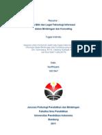 Isu Etik dan Legal Teknologi Informasi dalam Bimbingan dan Konseling