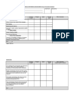 FOR REVIEW - NX0201 Group Presentation Feedback Sheet 2010-2011(FINAL)