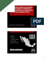León Vásquez Legislación, estadística y perspectivas Un acercamiento a la realidad de los menores infractores y su relación con el crimen organizado en México
