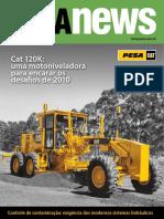 Cat 120k Uma Motoniveladora Para Encarar Os Desafios de 2010 (1)