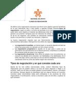 MATERIAL DE APOYO CLASES DE NEGOCIACIÓN