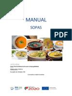 manual sopas e cremes