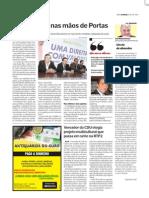 Diário As Beiras, 06-04-2011
