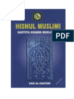 Hisnul-Muslim - Zastita Svakog Muslimana