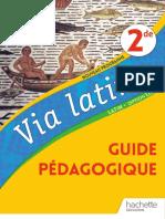 via latina, 2nde, lp