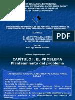 Presentación Tesis Doctoral. Johanny Silveira