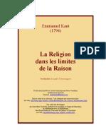 Kant Religion