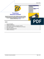 ITL TransFlash Italian Troubleshooting Guide - Issue 0.2