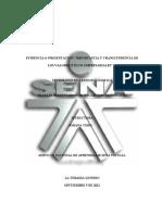 Evidencia 4 Presentacion Importancia y Transendencia de Los Valores Eticos Empresariales