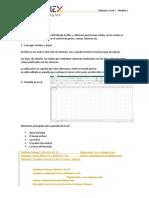 Modulo 1 Excel