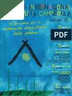 cartel DILC 2011