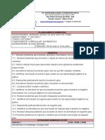 Planejamento Bimestral - 1° Ano EM - 2° Bi