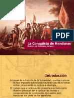 La Conquista de Honduras