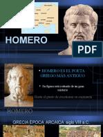 Exposición Homero, Hesiodo, Esopo, Esquilo