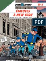 N°45 (ÉMEUTES À NEW-YORK)