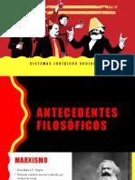 SISTEMAS JURÍDICOS SOCIALISTAS