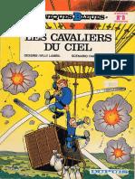 N°08 (LES CAVALIERS DU CIEL)