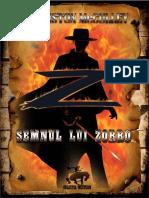 Johnston McCulley Semnul Lui Zorro Docx