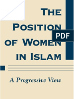 The Position of Women in Islam - Mohammad Ali Syed