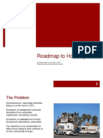 Roadmap to Housing PowerPoint Presentation