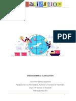 Efectos sobre la Globalización (1)