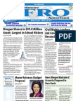 Baltimore Afro-American Newspaper, April 9, 2011