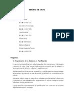 ESTUDIO DE CASO (organizacion)