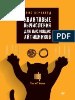 Kvantovye Vychislenia Dlya Nastoyaschikh Aytishnikov 2020