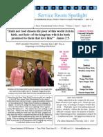 HSR April Newsletter