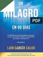 Un Milagro en 90 Dias - Lain Garcia Calvo