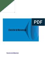 Check-list diario Oficial de manutenção (outra cópia)