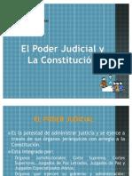 PODER JUDICIAL Y LA CONSTITUCIÓN(4)