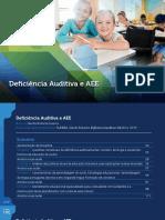 Deficiencia Auditiva e AEE Material Complementar