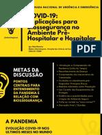 Implicações para__Biossegurança no__Ambiente Pré-__Hospitalar e Hospitalar.. 374
