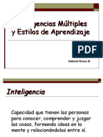 Calses 04.0 inteligencias multiples