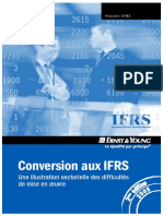Conversion aux IFRS E-Y