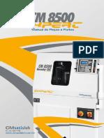 Manual CM8500 V06