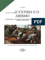 Entre Fc3a1tima e o Abismo Arai Daniele