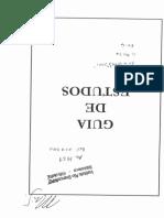 Guia de Estudo 2001