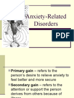 anxiety, cognitive, somatoform, personality