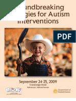 Groundbreaking Strategies for Autism Interventions