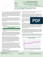 The Roots of the Global Financial Crisis