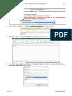 Exercícios de Revisão Macros Excel