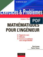 10 Dunod Mathématiques pour l'ingénieur