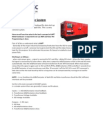 Features of PLC based AMF